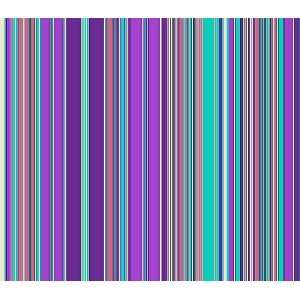 Barcode Stripe Hot Pink, Yellow, Green, and Orange Wallpaper in MyPad