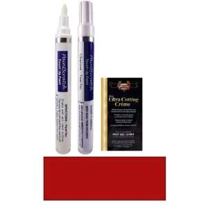 Exotic Red Paint Pen Kit for 1989 Dodge Ram Pickup (HR1) Automotive