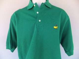 Augusta National MASTERS Slazenger Golf Polo Shirt Mens Size Extra