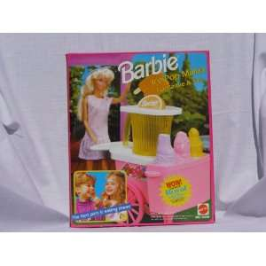 Barbie Ice Pop Maker #9340 (1992) Toys & Games