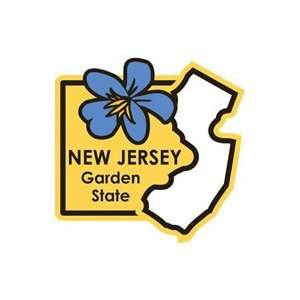 Karen Foster STATE ment Sticker New Jersey Everything Else