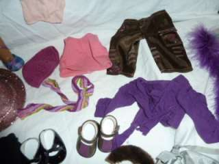 American Girl MARISOL Doll HUGE LOT   clothes, cat, duffle +
