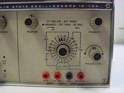 Heathkit IO 104 Solid State Oscilloscope