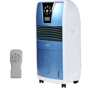 Evaporative Air Swamp Cooler Ionizer Conditioner SF 613