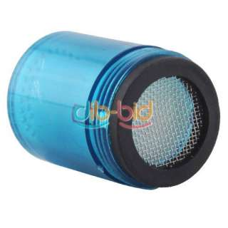 Bathroom Kitchen Mini Blue Glow LED Light Water Stream Faucet Tap NO