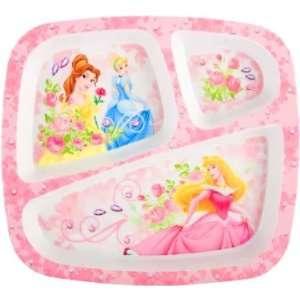 Disney Princess 3Section Tray LOS INQUIETOS Toys & Games