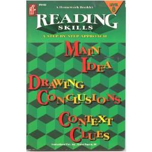 Reading Skills: A Step By Step Approach Level 8