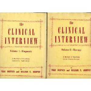 The Clinical Interview (2 Volume Set) Books