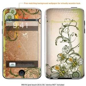 Sticker for Ipod Touch 2G 3G Case cover ipodtch3G 239 Electronics