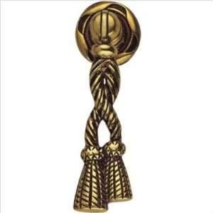 Bosetti Marella 100352.54 Louis XVI 2.84 Brass Drop Pull