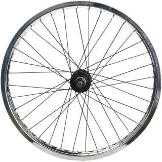 BMX BIKE WHEELS/WHEELSET (Narrow Rims) Cromoly Finish