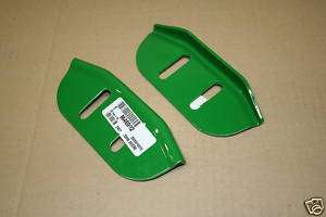 John Deere Snowblower Skid Shoes M46992 New OEM Pair |