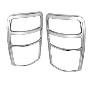 Suburban/Chevy Tahoe/GMC YukonABS Tail Lights Bezel Chrome Automotive