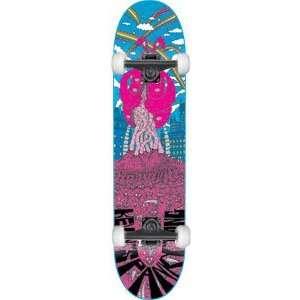 Baker Long Super Jack Complete Skateboard   8.0 w/Thunder