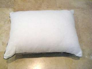 PABLO MEKIS NEW LARGE DECORATIVE PILLOW MSRP $330.00