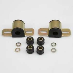 Energy Suspension 3.5149G Rear Sway Bar Bushing Set with new Brackets