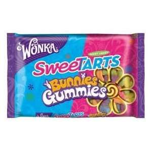 Wonka Sweetarts Gummy Bunnies Easter Grocery & Gourmet Food
