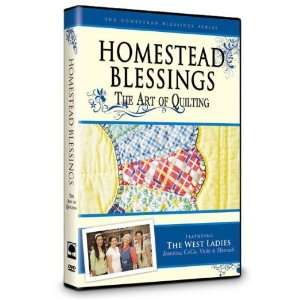 Blessings: Art Of Quilting (9780012517628): Homestead Blessing: Books