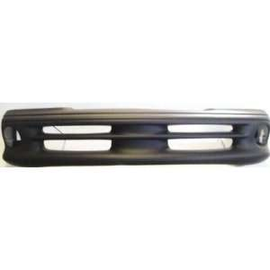 Dodge Intrepid Primed Black Replacement Front Bumper Cover Automotive