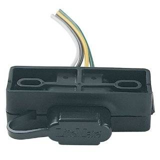 Hopkins 43515 Plug In Simple Wiring Kit for Nissan Frontier 1998 2004