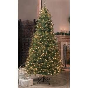 Premium 7 1/2 ft. Pre lit Christmas Tree: Sports & Outdoors