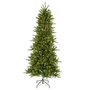 Slim Pine 550 Clear Lights Christmas Tree (C117476)