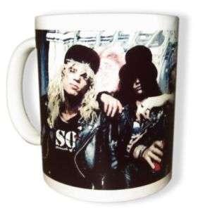 Guns N Roses Exclusive Coffee Cup Axl Rose Slash Mug