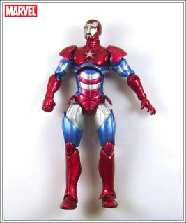 Marvel Univers Super Heros Iron Patriot 3/4 3.75 Loose Auction
