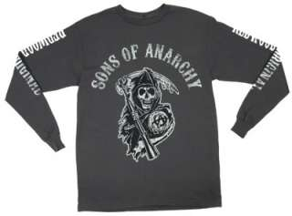 Sons Of Anarchy Long Sleeve T shirt