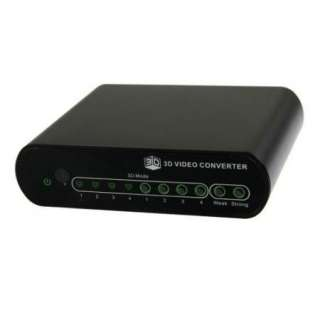 Conversion Signal Video Converter Box For TV Blue Ray DVD PS3 XBOX360