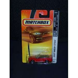 Mattel Matchbox 2007 MBX Sports Cars 164 Scale Die Cast Metal Car
