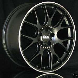 The New BBS CH R Wheel Black (20) BMW E63/64 M6