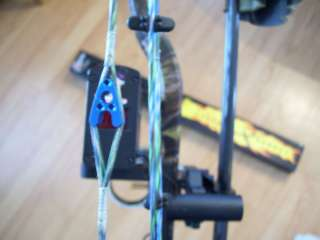 LOADED LIMBSAVER DZ 32 COMPOUND BOW W/ VENDETTA & ARROW