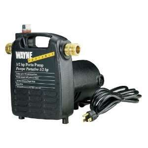Wayne PC4 1/2 HP 115 Volt Transfer Water Pump,Cast Iron