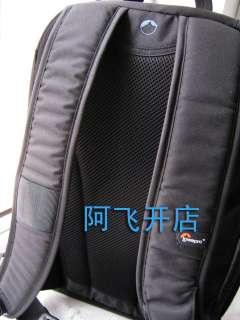 Black) Lowepro Fastpack 250 Camera Bag Backpack Laptop 15.4  with a