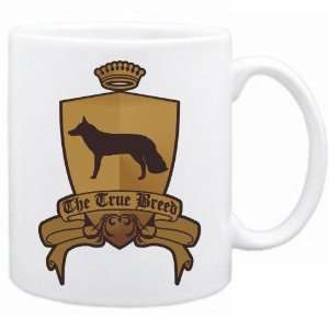 New  White German Shepherd Dog   The True Breed  Mug Dog