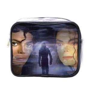 So Cool Michael Jackson Collectible Mini Toiletry Bag