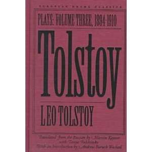 Tolstoy, Tanya Tulchinsky, Marvin Kantor, Andrew Baruch Wachtel: Books