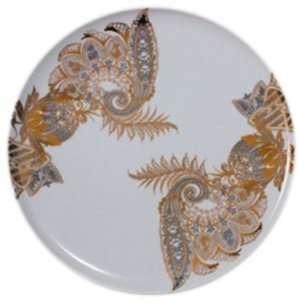 Caskata Bohemian Paisley 11 in Dinner Plate
