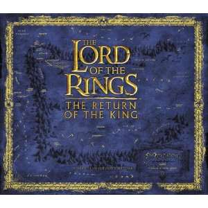 Lord of the Rings 2012 Easel Desk Calendar Office