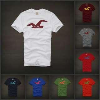 NWT Hollister Men La Costa Graphic Tee T Shirt Top