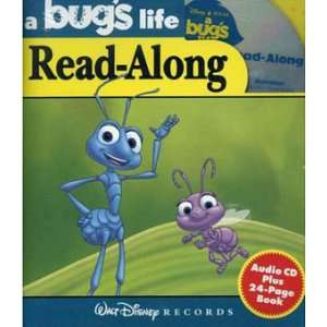 Bugs Life Read Along / Story (Tape & Book) Read Along Music