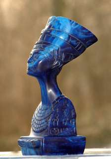 Egyptian QUEEN NEFERTITI Figurine Statue Ancient MADE IN EGYPT