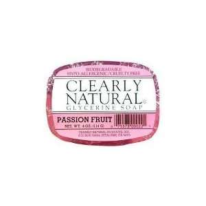 Clearly Natural Soap Bar Passion Fruit