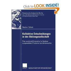 ) (9783835000643) Stephan Schulz, Prof. Dr. Stefan Habermeier Books