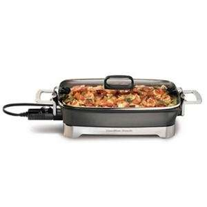 Hamilton Beach 38540 Electric Skillet:  Kitchen & Dining