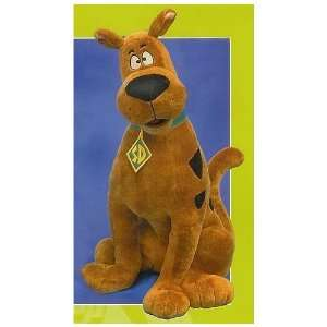 Scooby Doo 17 inch Plush Toy Toys & Games