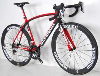 Large BB30 2012 STRADALLI NAPOLI SRAM RED FULL CARBON ROAD BIKE RACE