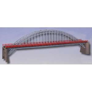 Kibri N Scale Bridge w/End Supports Kit Toys & Games