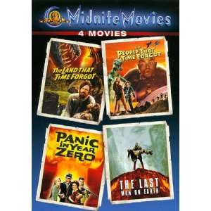 Midnite Movies 4 Movies (The Land That Time Forgot / The